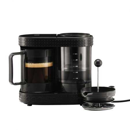 French Press Bodum Bistro Black