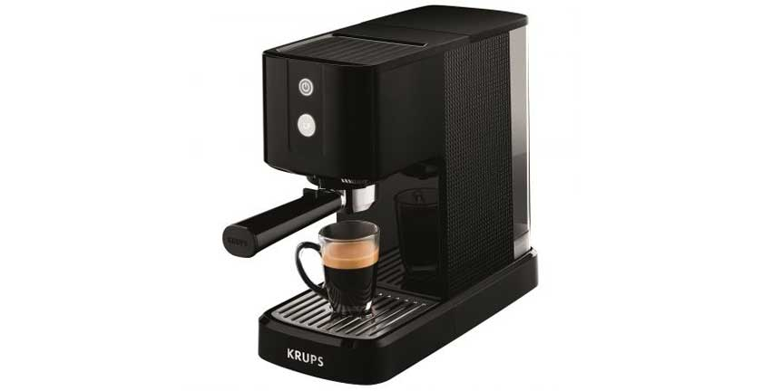 Review espressor Krups