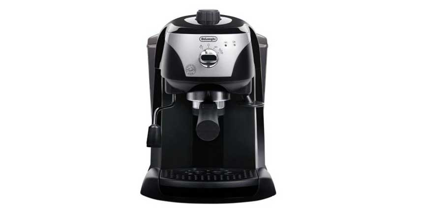 Review espressor manual Delonghi EC221.B
